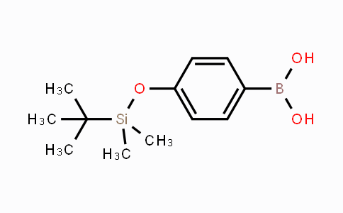 DY454246 | 159191-56-7 | 4-(tert-Butyl dimethylsiloxy)phenyl boronic acid