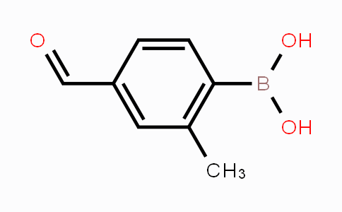 156428-81-8 | 4-Formyl-2-methylphenylboronic acid