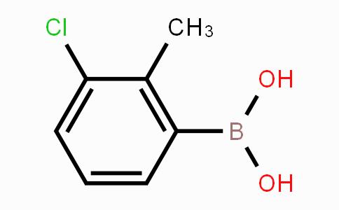 MC454248 | 313545-20-9 | 3-Chloro-2-methylphenyboronic acid
