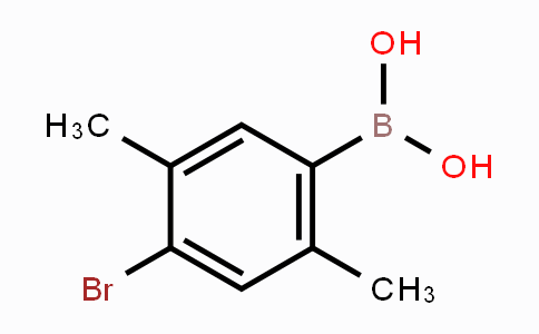 130870-00-7 | 4-Bromo-2,5-dimethylphenylboronic acid