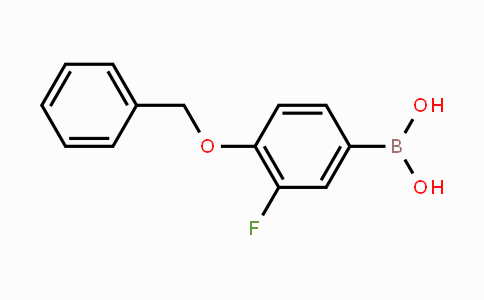 133057-83-7 | 4-Benzyloxy-3-fluorophenylboronic acid