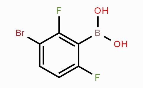 352535-84-3 | 3-Bromo-2,6-difluorophenylboronic acid