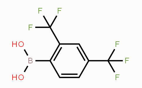 153254-09-2 | 2,4-Bis(trifluoromethyl)phenylboronic acid