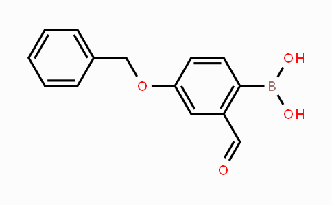 139962-97-3 | 4-Benzyloxy-2-formylphenylboronic acid