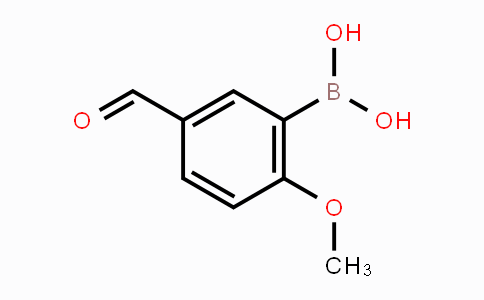MC454284 | 127972-02-5 | 5-Formyl-2-methoxyphenylboronic acid