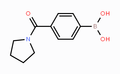389621-81-2 | 4-(Pyrrolidine-1-carbonyl)phenylboronic acid
