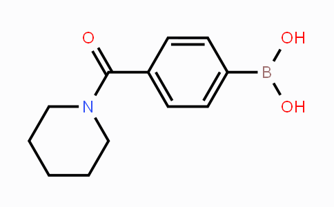 389621-83-4 | 4-(Piperidine-1-carbonyl)phenylboronic acid
