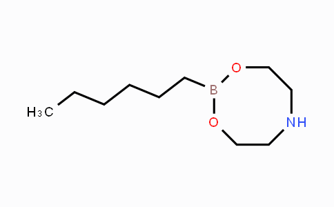 96472-47-8 | 1-Hexaneboronic acid, cyclic iminodiethylene ester