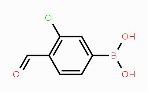 MC454290 | 1072952-53-4 | 3-Chloro-4-formylphenylboronic acid
