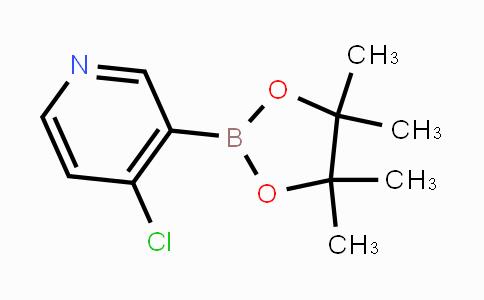 MC454298 | 452972-15-5 | 4-Chloropyridine-3-boronic acid pinacol ester