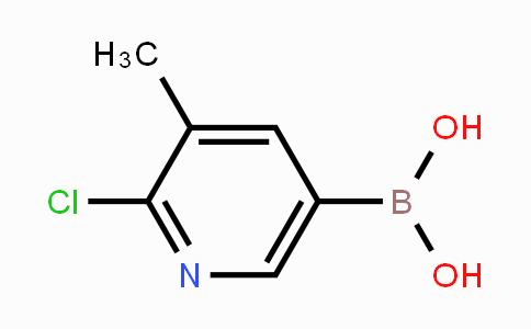 1003043-40-0 | 2-Chloro-3-methylpyridine-5-boronic acid