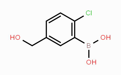 1003042-59-8 | 2-Chloro-5-hydroxymethylphenylboronic acid