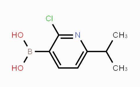 1003043-37-5 | 2-Chloro-6-isopropylpyridine-3-boronic acid