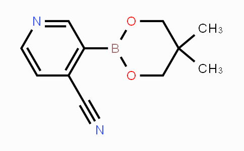 MC454312 | 868944-72-3 | 4-Cyano-3-(5,5-Dimethyl-[1,3,2]dioxaborinan-2-yl)-pyridine