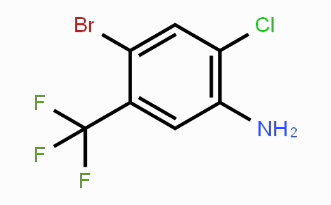 MC454316 | 104460-69-7 | 4-Bromo-2-chloro-5-(trifluoromethyl)benzenamine