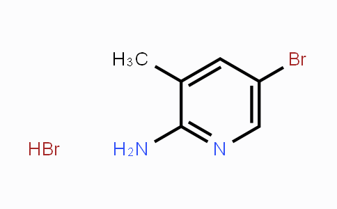 MC454317 | 2121513-02-6 | 2-Amino-5-bromo-3-methylpyridine HBr