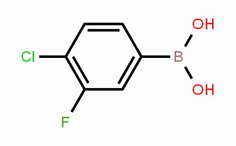 MC454326 | 137504-86-0 | 4-Chloro-3-fluorophenylboronic acid