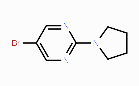 446286-61-9 | 5-Bromo-2-(pyrrolidin-1-yl)pyrimidine