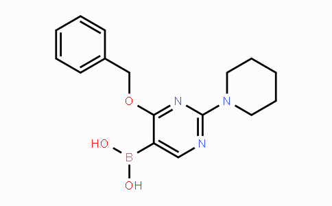 DY454340 | 1309980-72-0 | 4-Benzyloxy-2-piperidine-1-yl-pyrimidine-5-boronic acid