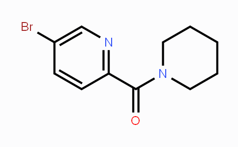 934000-33-6 | 5-Bromo-2-(piperidin-1-ylcarbonyl)pyridine