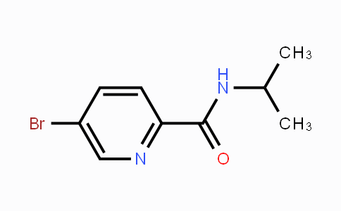 MC454345 | 845305-90-0 | 5-Bromo-N-isopropylpyridine-2-carboxamide