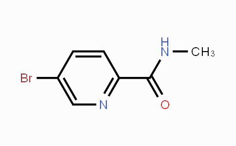 MC454347 | 845305-87-5 | 5-Bromo-N-methylpyridine-2-carboxamide
