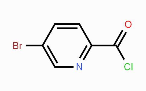 137178-88-2   5-Bromopyridine-2-carbonyl chloride