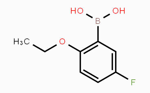 MC454351 | 864301-27-9 | 2-Ethoxy-5-fluorophenylboronic acid