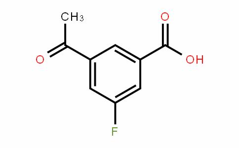 1393557-03-3 | 3-乙酰基-5-氟苯甲酸