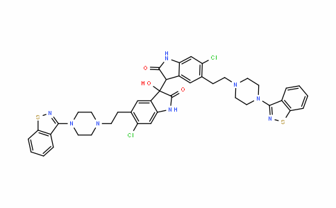 MC454365 | 1303996-68-0 | Ziprasidone hydrochloride monohydrate specified impurity D [EP]