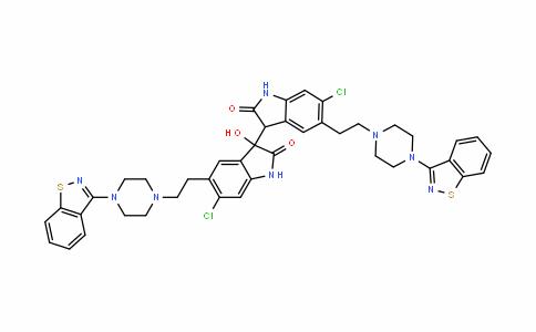 1303996-68-0 | Ziprasidone hydrochloride monohydrate specified impurity D [EP]