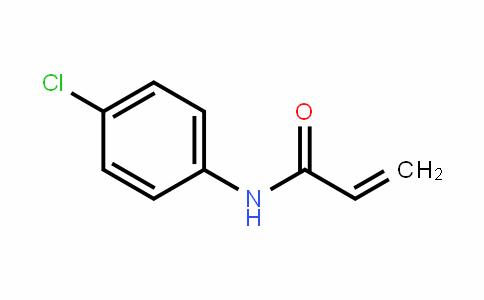 MC454370 | 5453-48-5 | N-(4-Chlorophenyl)acrylamide