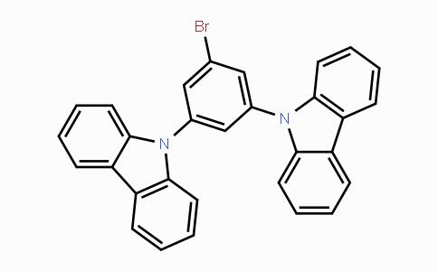 MC454415 | 750573-24-1 | 9,9'-(5-bromo-1,3-phenylene)bis(9H-carbazole)