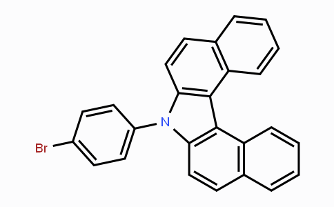 MC454416 | 1419864-64-4 | 7-(4-溴苯基)二苯并[C,G]咔唑