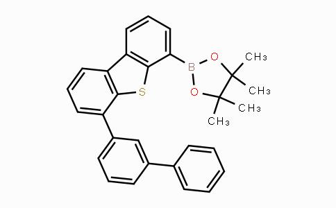 1858289-64-1 | 2-(6-([1,1'-biphenyl]-3-yl)dibenzo[b,d]thiophen-4-yl)-4,4,5,5-tetramethyl-1,3,2-dioxaborolane