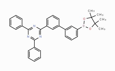 MC454425 | 1802232-96-7 | 2,4-二苯基-6-[3-联苯基-3-(4,4,5,5-四甲基-1,3,2-二氧杂环戊硼烷-2-基)]-1,3,5-三嗪