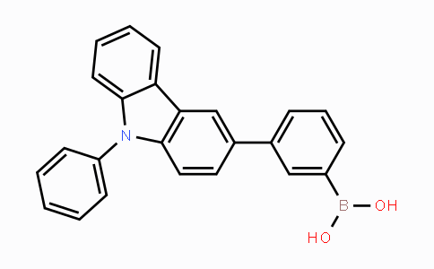 MC454517 | 854952-60-6 | 3-(9-phenyl-9H-carbazol-3-yl)phenylboronic acid