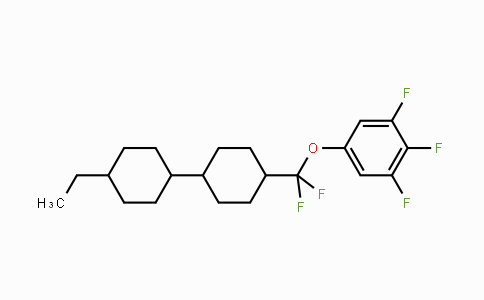 DY454554 | 208338-49-2 | 5-[[4-(4-ethylcyclohexyl)cyclohexyl]-difluoro-methoxy]-1,2,3-trifluoro-benzene