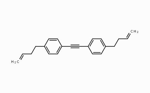 DY454564 | 202652-64-0 | Benzene, 1,1'-(1,2-ethynediyl)bis[4-(3-buten-1-yl)-