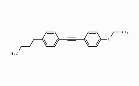 DY454565 | 85583-83-1 | Benzene, 1-butyl-4-[2-(4-ethoxyphenyl)ethynyl]-