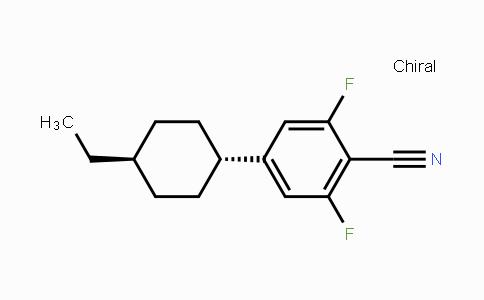 DY454570 | 208844-07-9 | Benzonitrile, 4-(trans-4-ethylcyclohexyl)-2,6-difluoro-