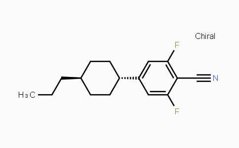 DY454575 | 167306-96-9 | Benzonitrile, 2,6-difluoro-4-(trans-4-propylcyclohexyl)-