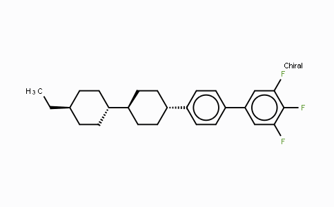 DY454577 | 137529-40-9 | 4-(4-ethylbicyclohexyl)-3′,4′,5′- trifluorobiphenyl