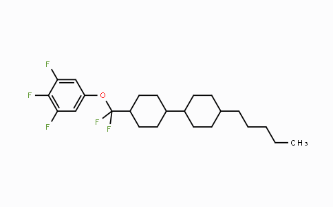 DY454578 | 208338-52-7 | 4-[difluoro(3,4,5-trifluorophenoxy)Methyl]-4'-pentyl-1,1'-bi(cyclohexyl)