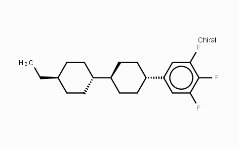 DY454582 | 139215-80-8 | 1,2,3-Trifluoro-5-[(trans,trans)-4′-ethyl[1,1′-bicyclohexyl]-4-yl]benzene