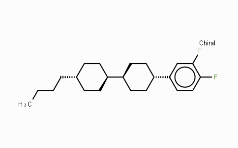 DY454586 | 82832-58-4 | Benzene,4-[(trans,trans)-4'-butyl[1,1'-bicyclohexyl]-4-yl]-1,2-difluoro-