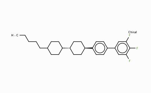 MC454589 | 137529-43-2 | 4-(4-pentylbicyclohexyl)-3′,4′,5′- trifluorobiphenyl