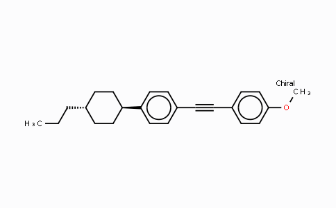 MC454598 | 116903-47-0 | 丙基环己基对甲氧基二苯乙炔