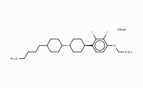 124728-81-0 | 戊基双环己基-2,3-二氟苯乙醚