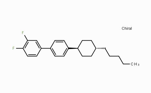 134412-17-2 | 3,4-二氟-4'-(反式-4-戊基环己基)联苯